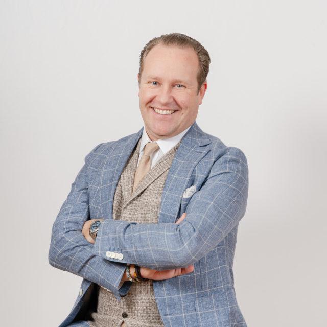Andreas Dahlqvist, VD på Månsson Fastigheter