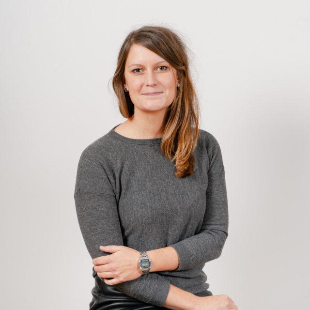 Anna Arvidsson, arkitekt på Semrén & Månsson Göteborg