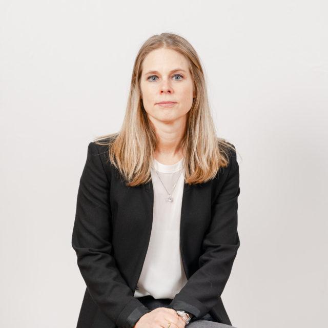 Anna Holmberg, ekonomichef på Semrén & Månsson