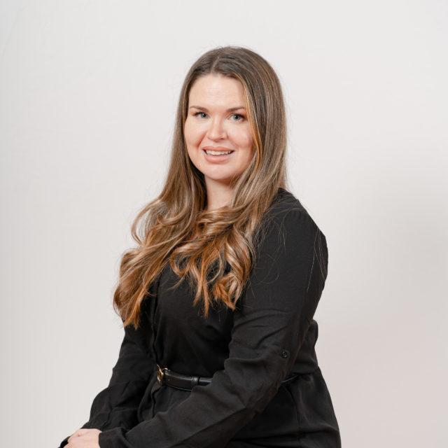 Elinor Månsson, kommunikatör på Semrén & Månsson