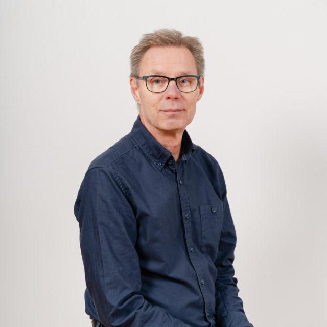 Hannu Kettunen, byggnadsingenjör på Semrén & Månsson Göteborg