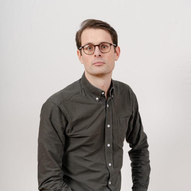 Isak Heedman, arkitekt på Semrén & Månsson Göteborg
