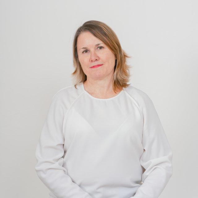 Lena Fagle, arkitekt på Semrén & Månsson Stockholm