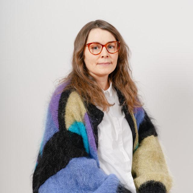 Louella Vetter, arkitekt på Semrén & Månsson Göteborg