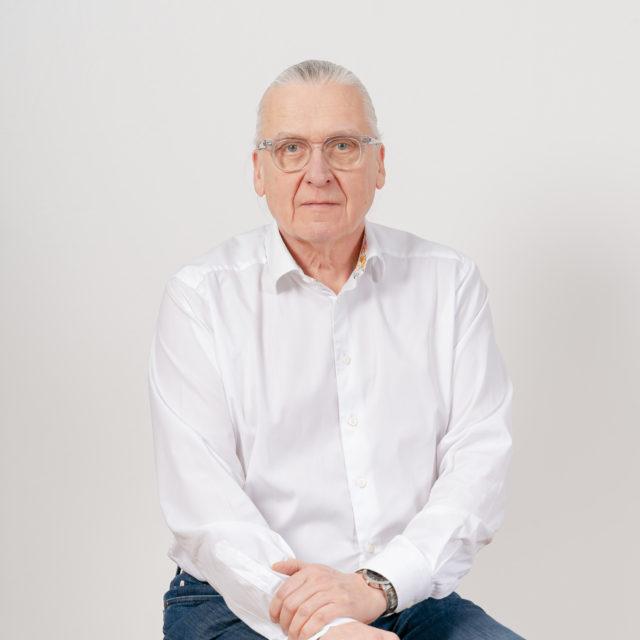 Magnus Månsson, arkitekt och koncernchef på Semrén & Månsson