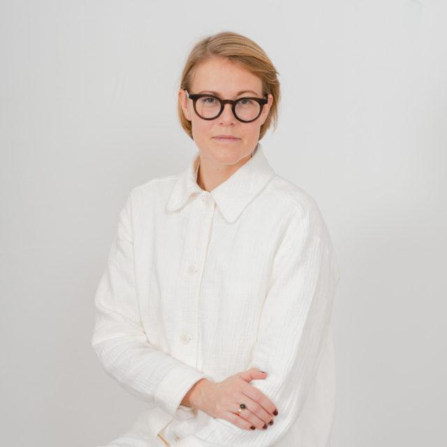 Petra Parinder, arkitekt på Semrén & Månsson Stockholm