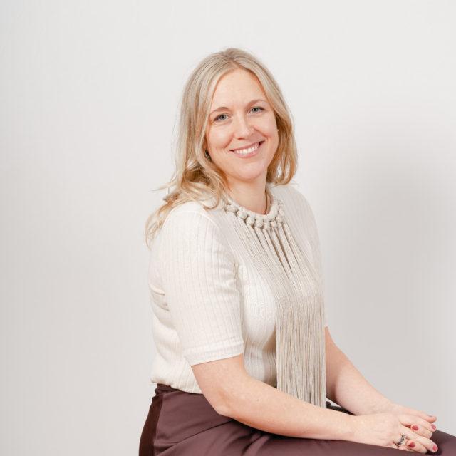 Sara Ewreskär, arkitekt på Semrén & Månsson Göteborg