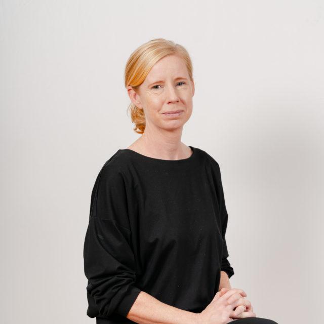 Theres Andreasson, arkitekt på Semrén & Månsson Göteborg