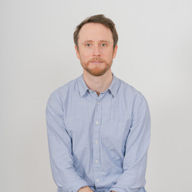 Anders Ekman, arkitekt på Semrén & Månsson Stockholm