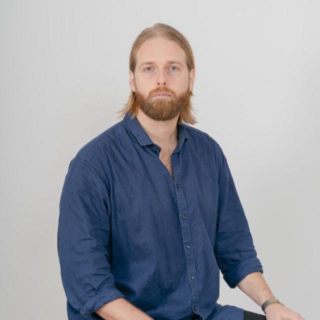 Edvard Lindblom arkitekt på Semrén & Månsson Stockholm