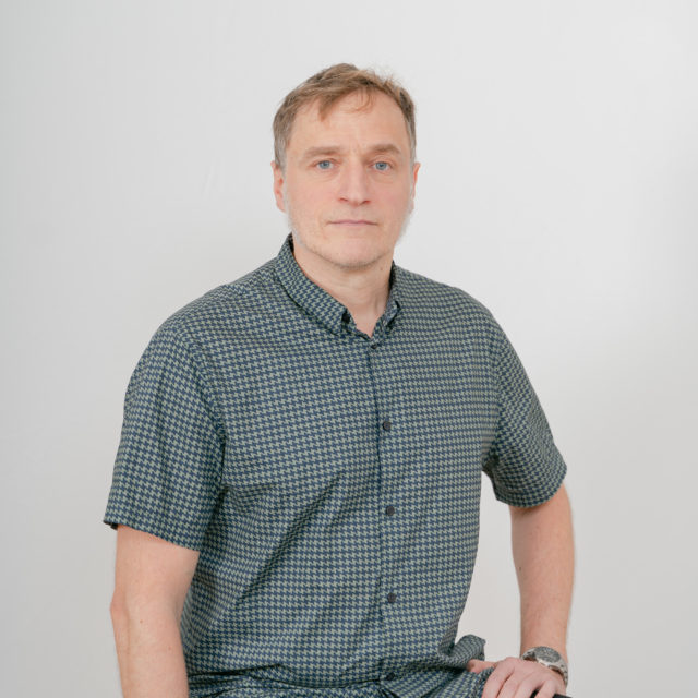 Francisco Barriga är arkitekt på Semrén & Månsson Stockholm