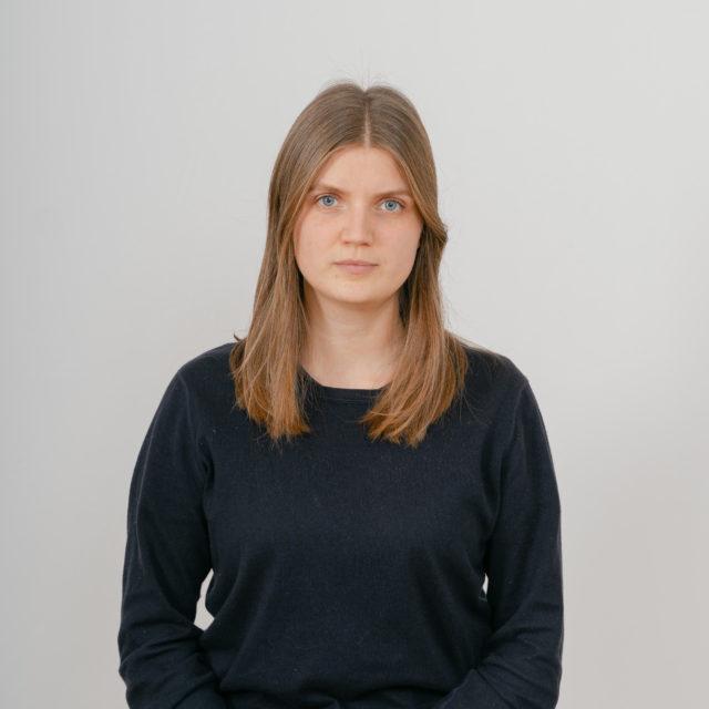 Johanna Nordin, arkitekt på Semrén & Månsson Stockholm