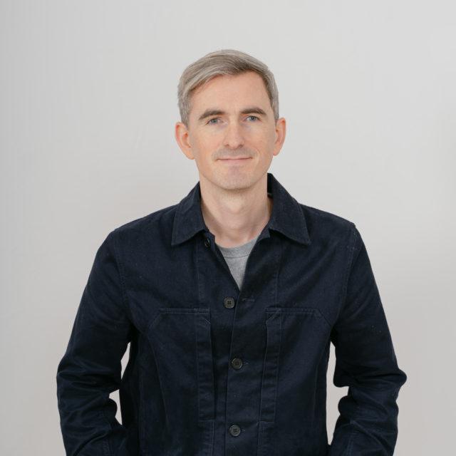 John Bergman, arkitekt på Semrén & Månsson Stockholm