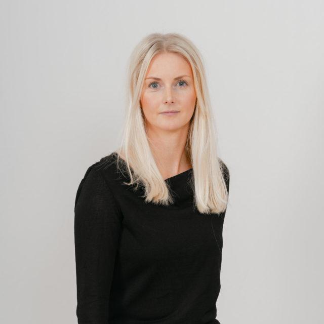 Lina Oldeen, arkitekt på Semrén & Månsson Stockholm