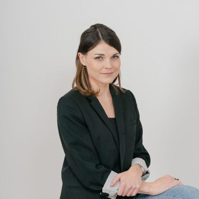 Monika Romik, arkitekt på Semrén & Månsson Stockholm