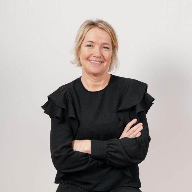 Susanne Kovács Österberg, arkitekt och studiochef på Semrén & Månsson Göteborg
