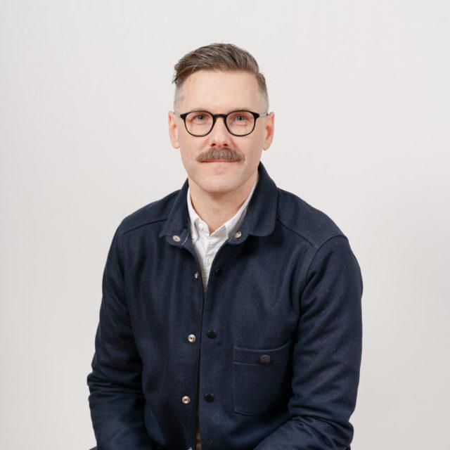Tobias Landberg, Arkitekt och Regionchef Malmö på Semrén & Månsson