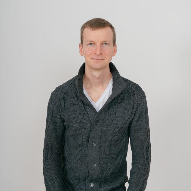 Tomas Odelbo, arkitekt på Semrén & Månsson Stockholm