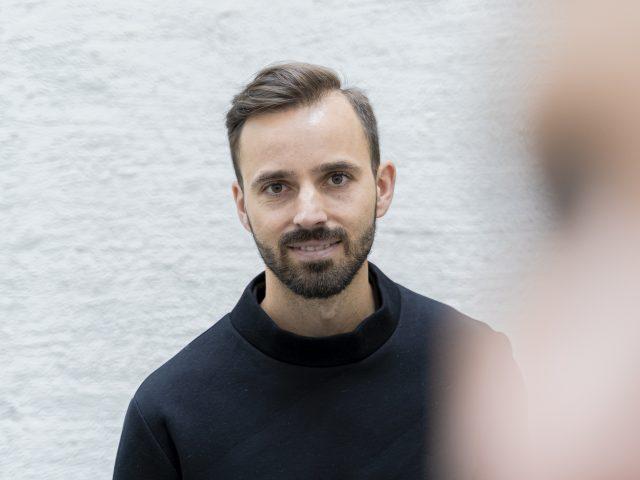 Michael Westerlund, arkitekt på Semrén & Månsson Göteborg
