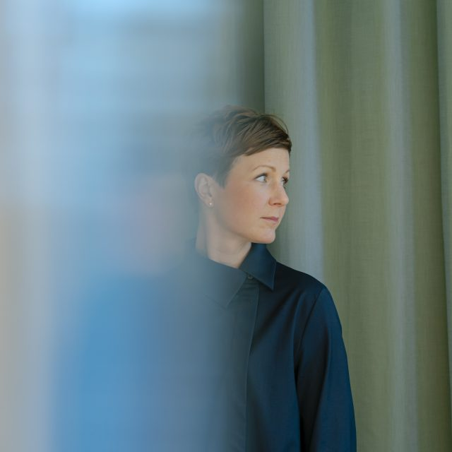 Stina Eriksson arkitekt på Semrén & Månsson i Malmö