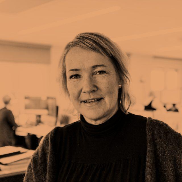 Susanne Kovács Österberg, arkitekt och studiochef på Semrén & Månsson i Göteborg