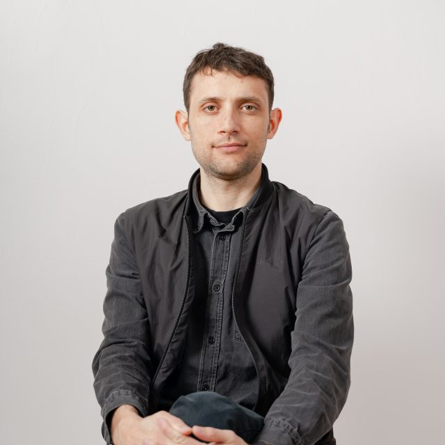 Damiano Maurizi, arkitekt på Semrén & Månsson