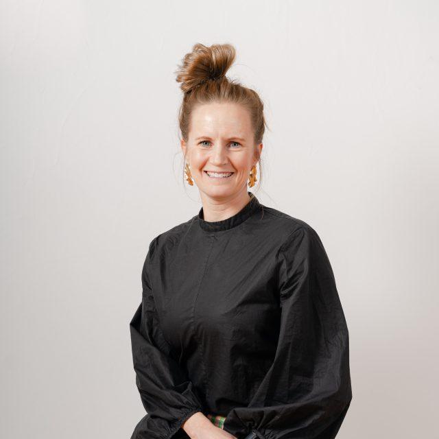 Sofia Lindhoff, byggnadsingenjör på Semrén & Månsson
