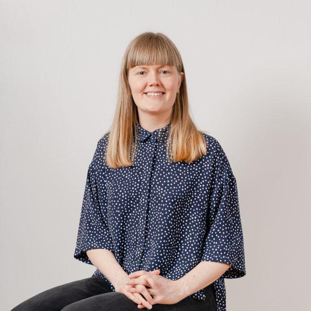 Jenna Ernestrand, arkitekt på Semrén & Månsson