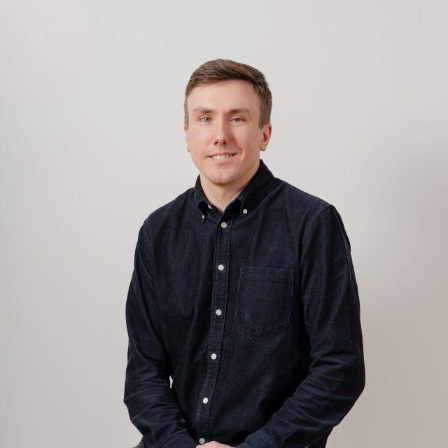 Johan Hammarberg, arkitekt på Semrén & Månsson