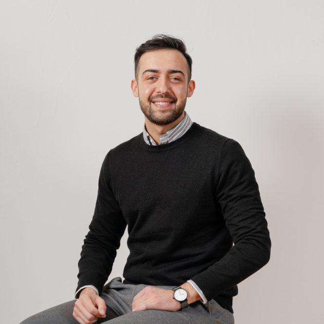 Mohannad Khalaf, arkitekt på Semrén & Månsson