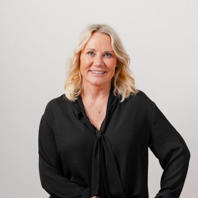 Tina Erenstedt, kontorskoordinator på Semrén & Månsson