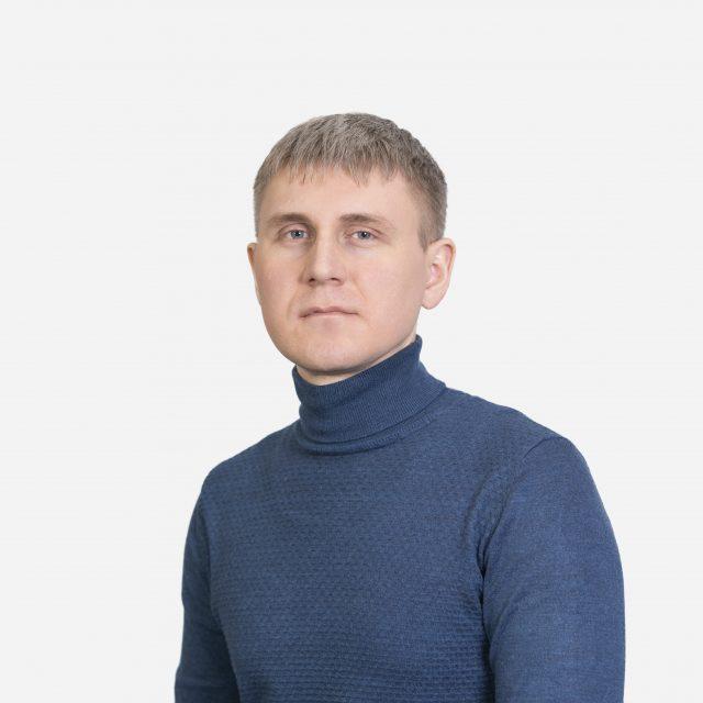 Максим Москалев