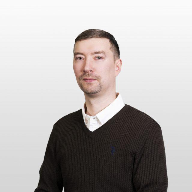 Рустам Тюльменев
